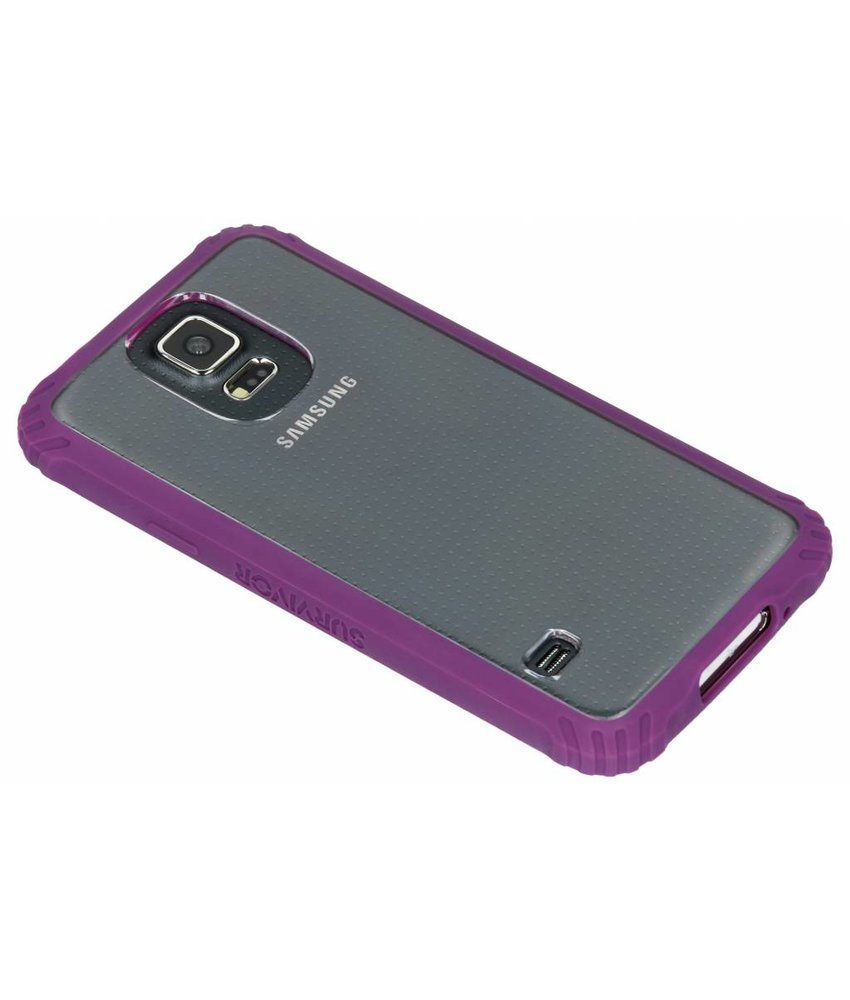 Griffin Survivor Clear Backcover Samsung Galaxy S5 (Plus) / Neo
