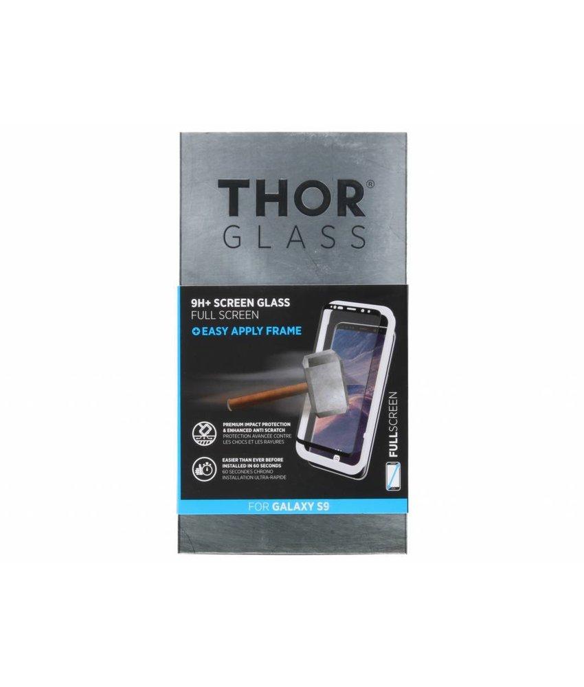 THOR Full Screenprotector + Apply Frame Samsung Galaxy S9
