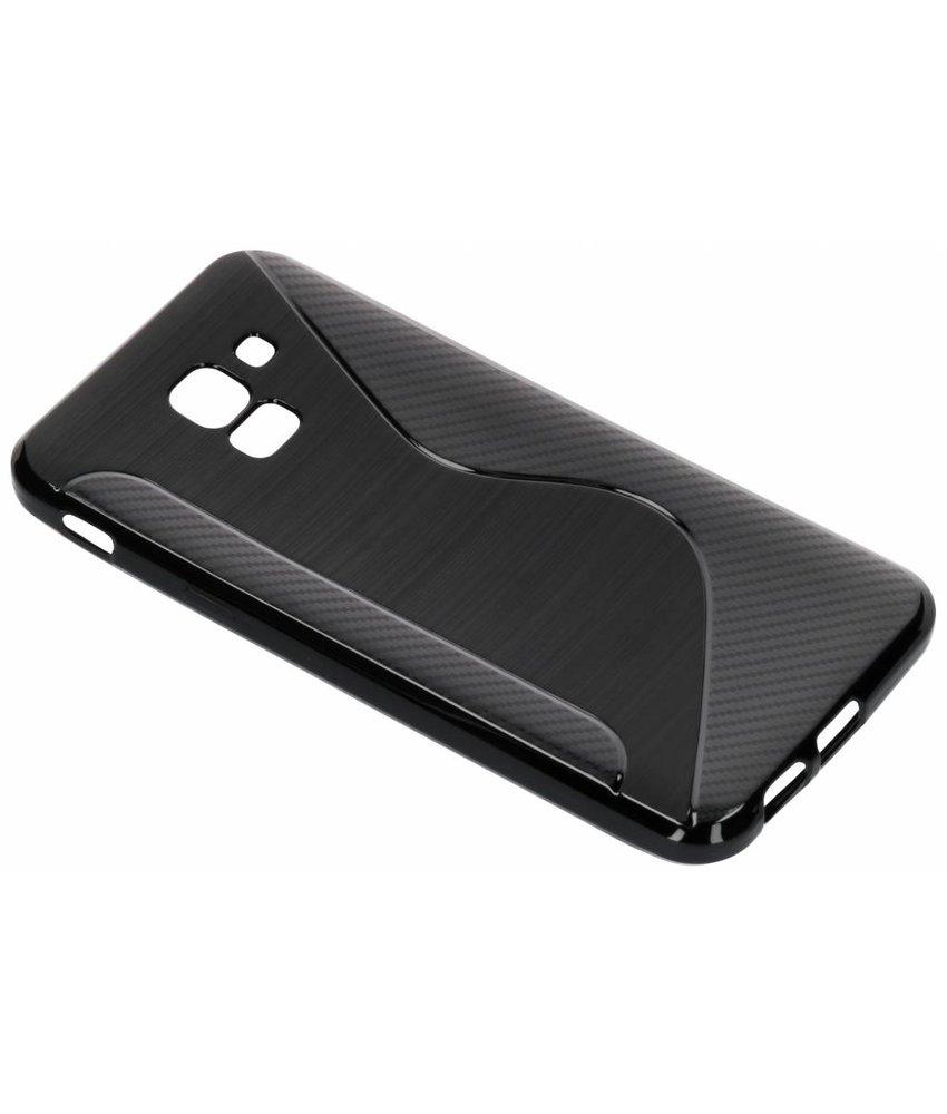 S-line Backcover Samsung Galaxy J6