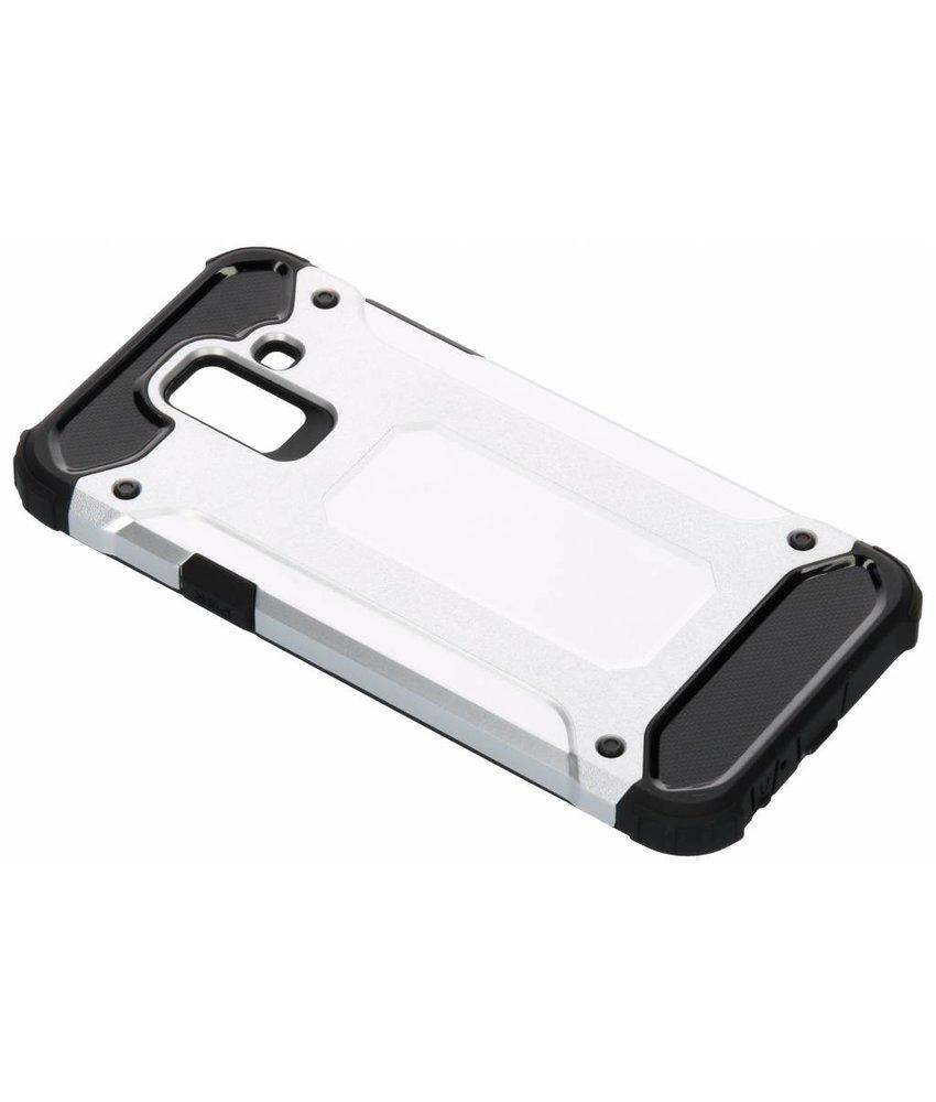 Zilver Rugged Xtreme Case Samsung Galaxy A6 (2018)