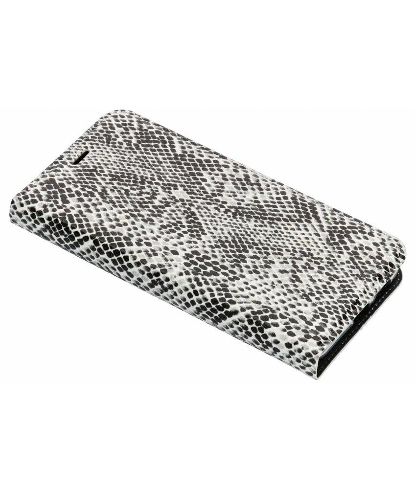 Design TPU Bookcase Samsung Galaxy A6 Plus (2018)