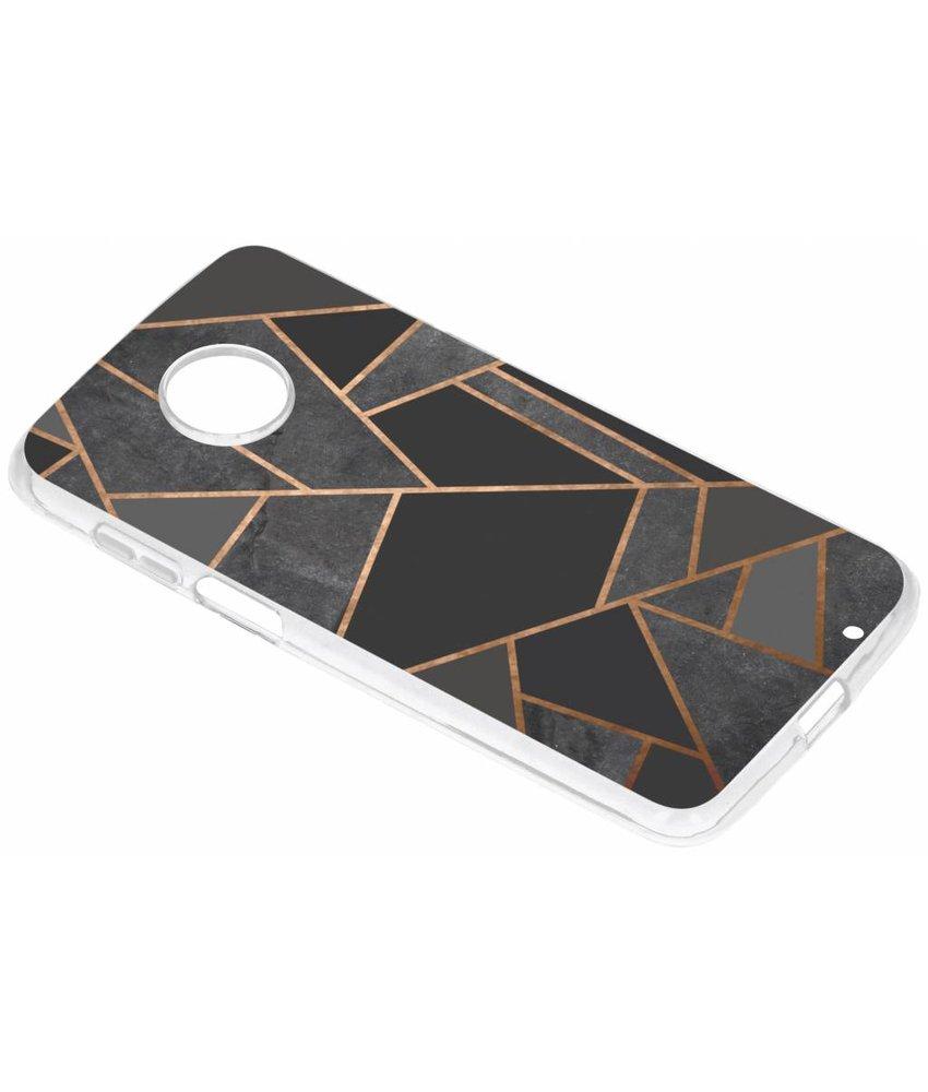 Design TPU hoesje Motorola Moto Z3 Play