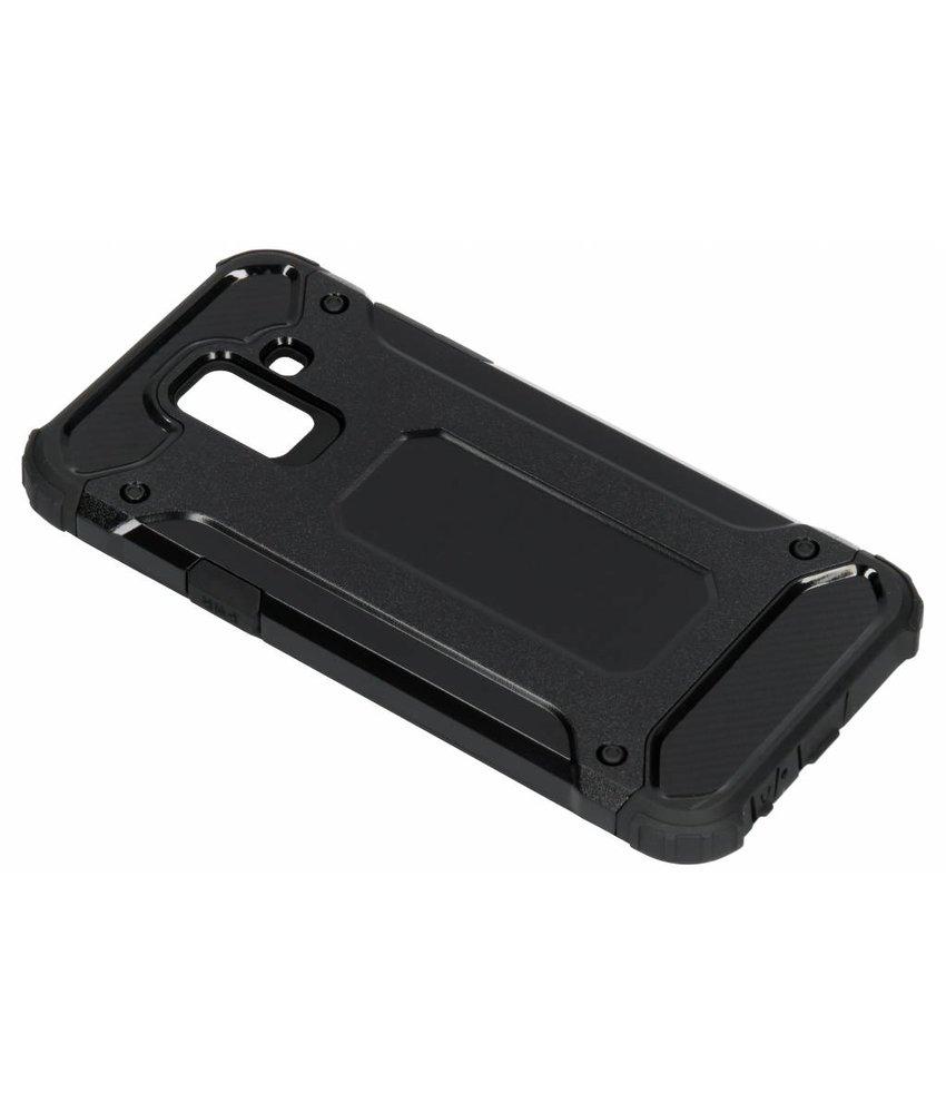 Zwart Rugged Xtreme Case Samsung Galaxy A6 (2018)