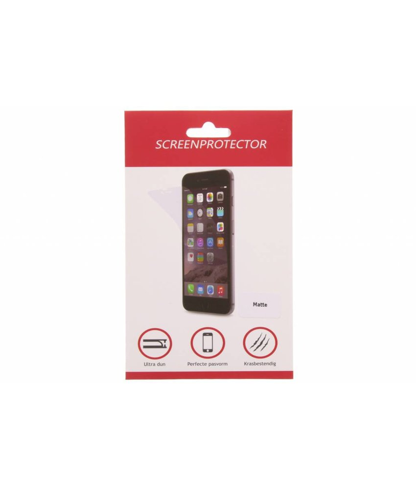Duo Pack Anti-fingerprint Screenprotector Moto Z3 Play