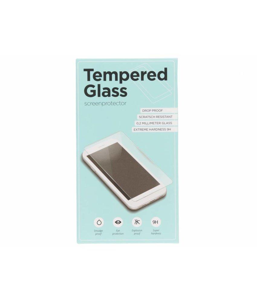 Zwart gehard glas edge to edge screenprotector Galaxy J6