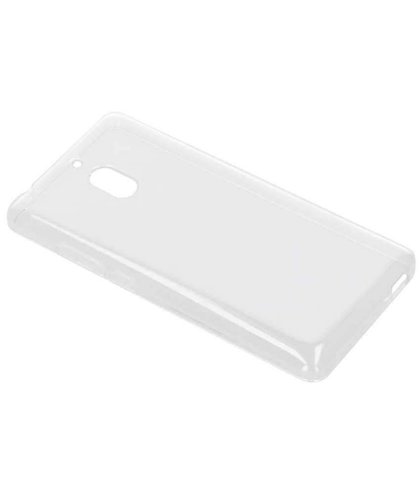 Transparant gel case Nokia 2.1