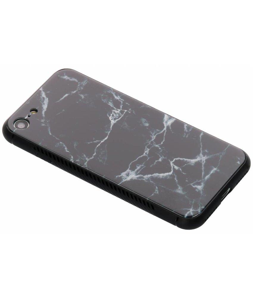 Design glazen hardcase iPhone 8 / 7