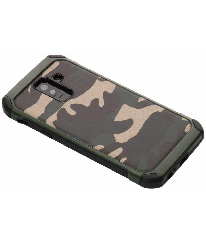 Army Defender Backcover Samsung Galaxy A6 Plus (2018)