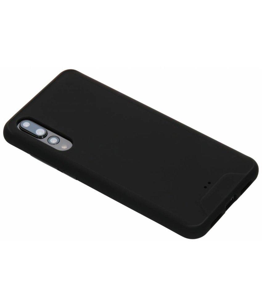 Zwart Slim extra protect case Huawei P20 Pro