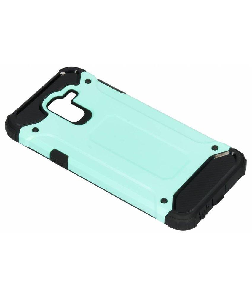 Mintgroen Rugged Xtreme Case Samsung Galaxy J6