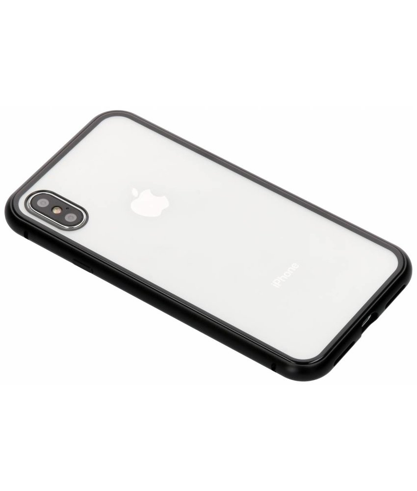 Selencia Magnetisch Backcover iPhone X / Xs