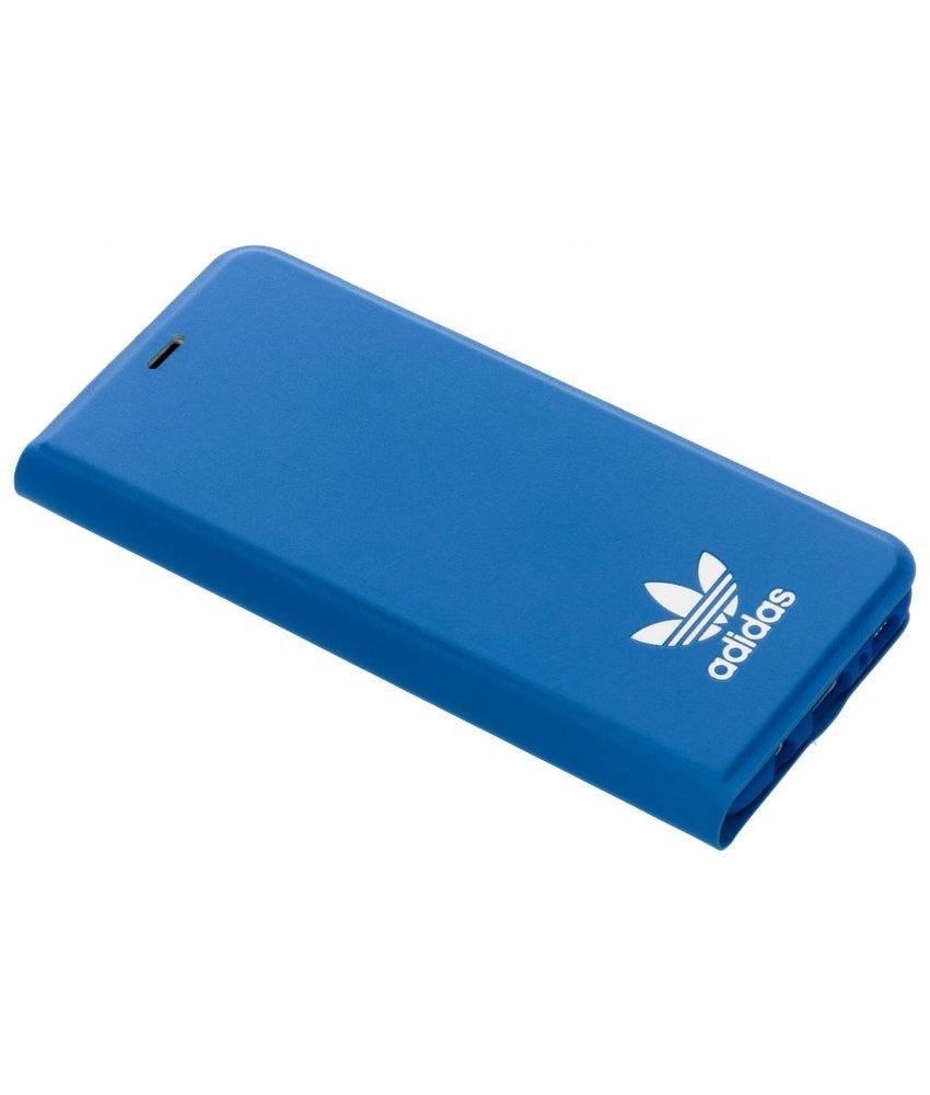 adidas Originals Blauw Booklet Case Samsung Galaxy S8
