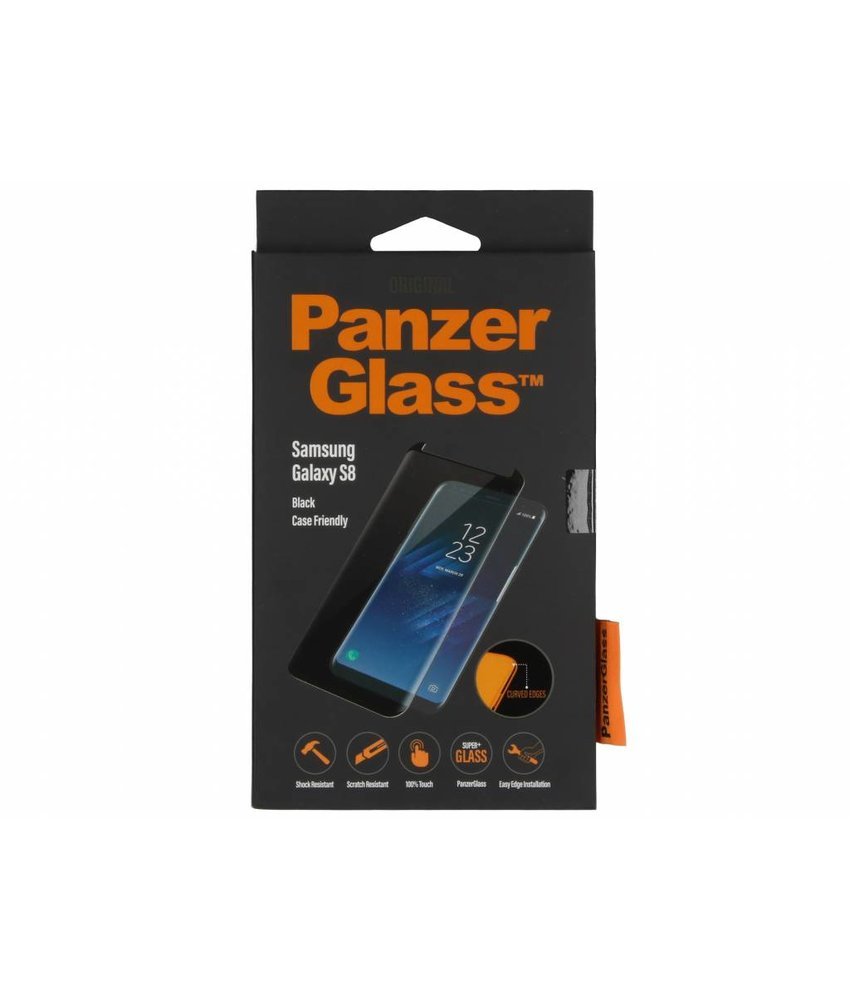 PanzerGlass Case Friendly Screenprotector Samsung Galaxy S8