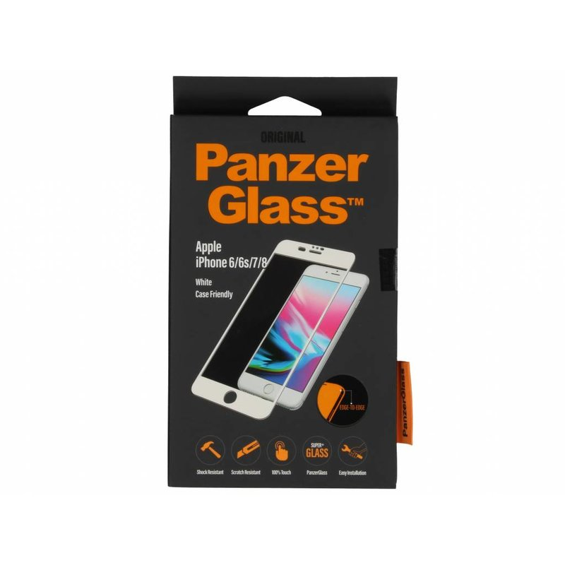 PanzerGlass Premium Screenprotector iPhone 8 / 7 / 6s / 6