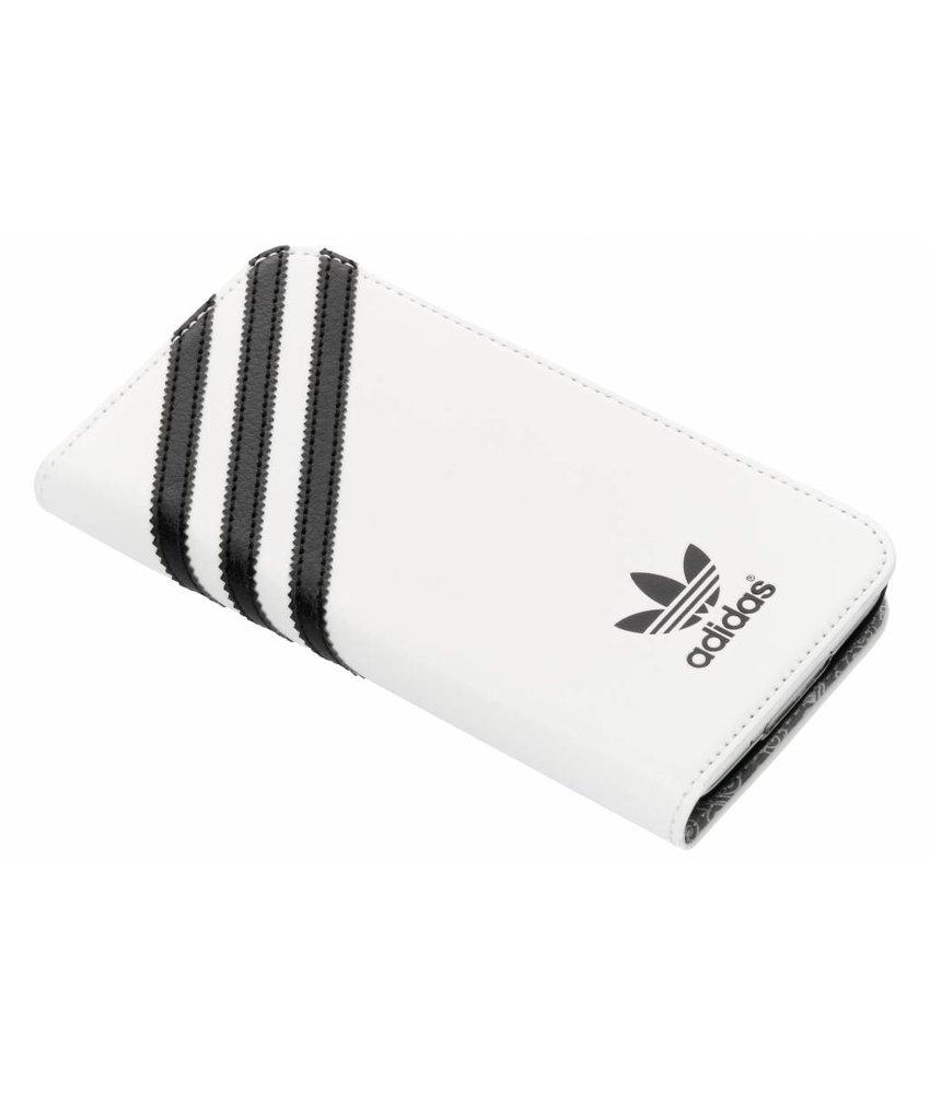 adidas Originals Wit Booklet Case Samsung Galaxy S5 (Plus) / Neo