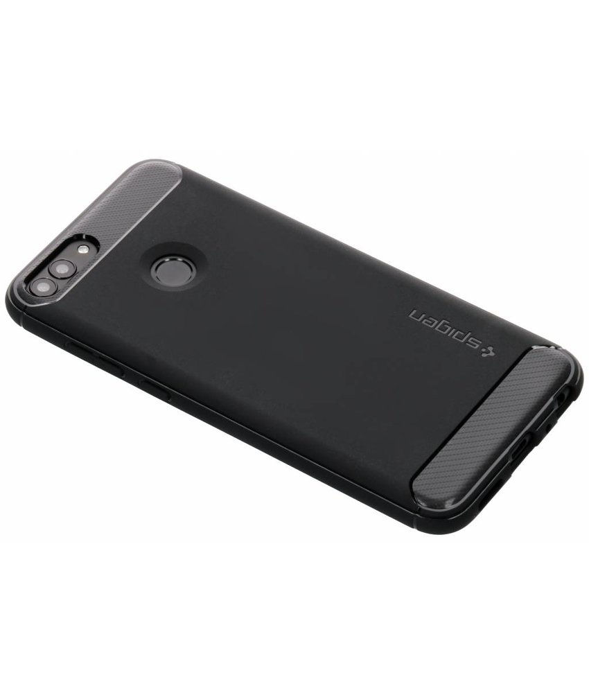Spigen Rugged Armor Backcover Huawei P Smart