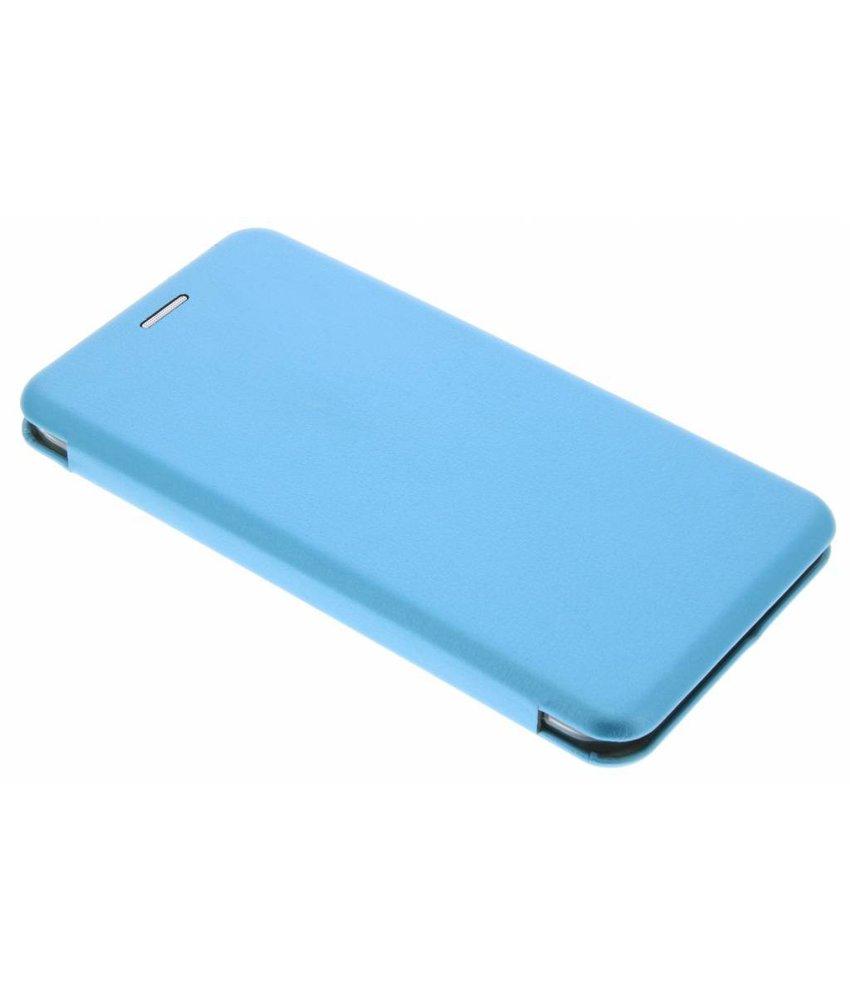 Blauw Slim Foliocase Motorola Moto G4 (Plus)