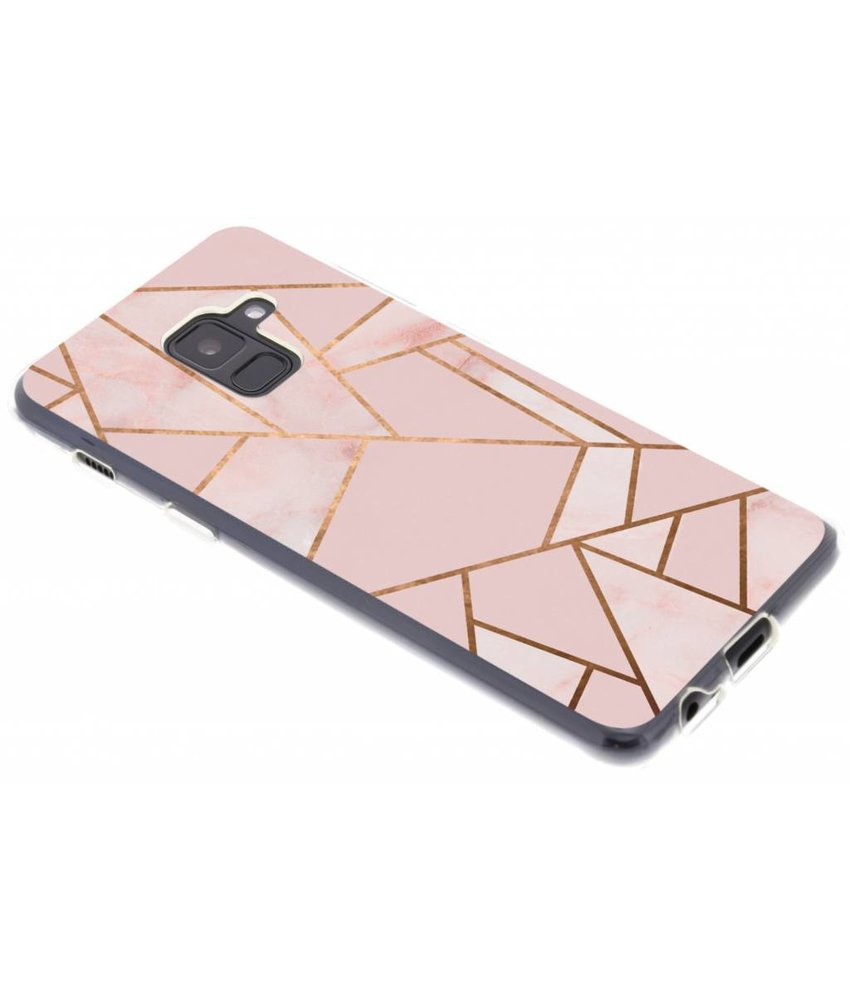 Design Backcover Samsung Galaxy A8 (2018)