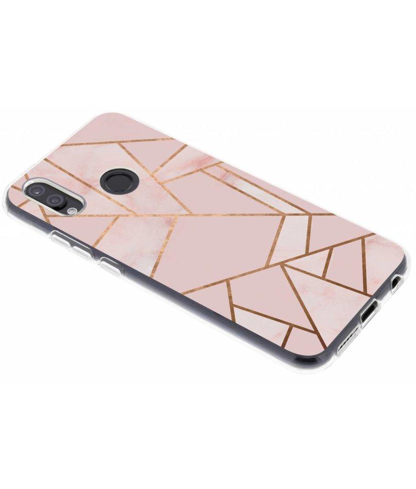 Design Backcover Huawei P20 Lite