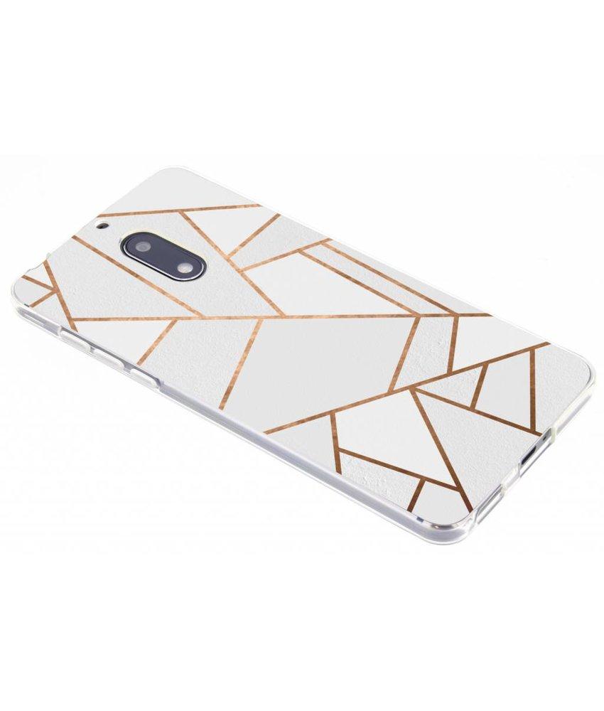 Design TPU hoesje Nokia 6
