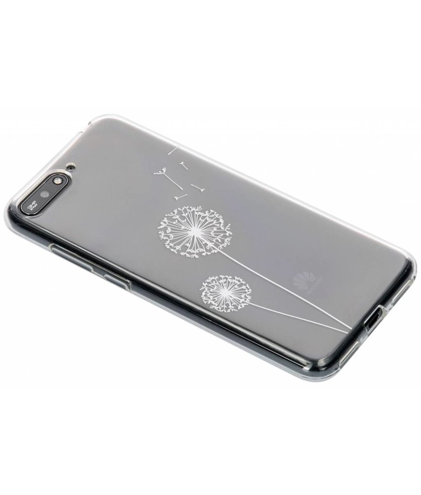 Design Backcover Huawei Y6 (2018)
