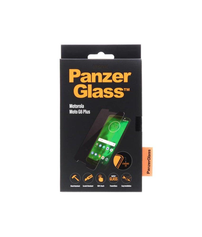 PanzerGlass Screenprotector Motorola Moto G6 Plus