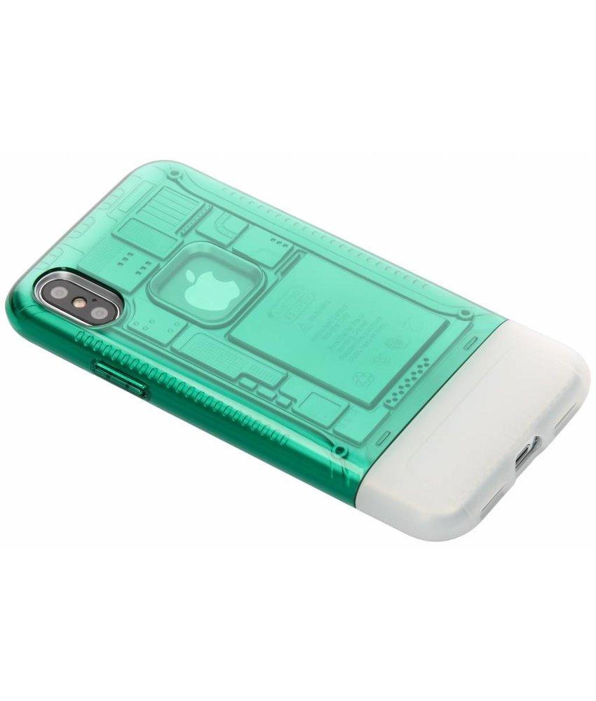 Spigen Groen Classic C1™ Case iPhone X