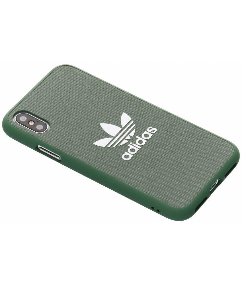 adidas Originals Adicolor Backcover iPhone X / Xs