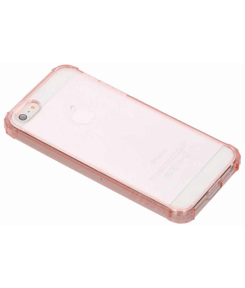 Spigen Crystal Shell Backcover iPhone SE / 5 / 5s
