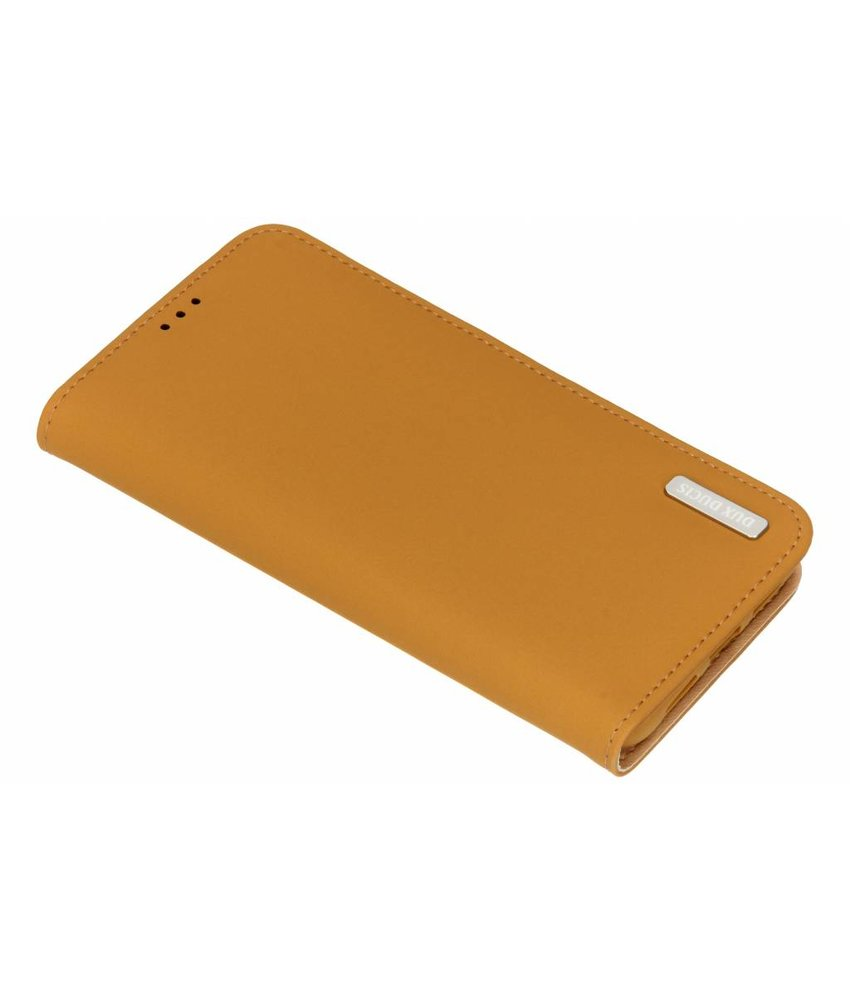 Dux Ducis Bruin Genuine Leather Case Huawei P20 Pro