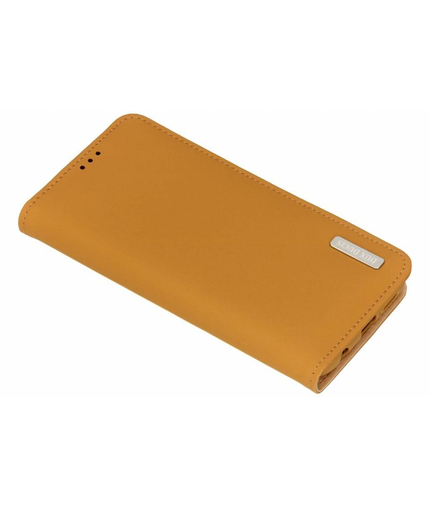 Dux Ducis Genuine Leather Booktype Huawei P20 Lite
