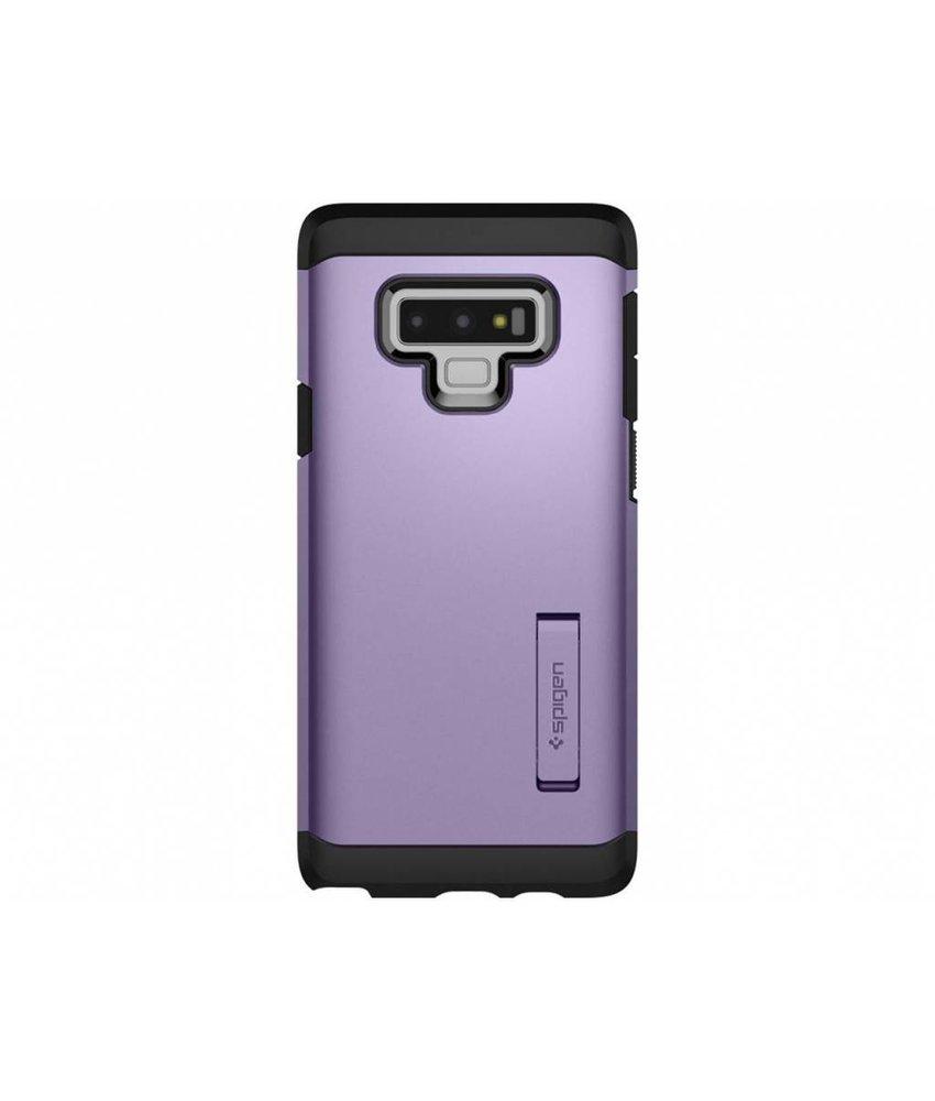 Spigen Paars Tough Armor™ Case Samsung Galaxy Note 9