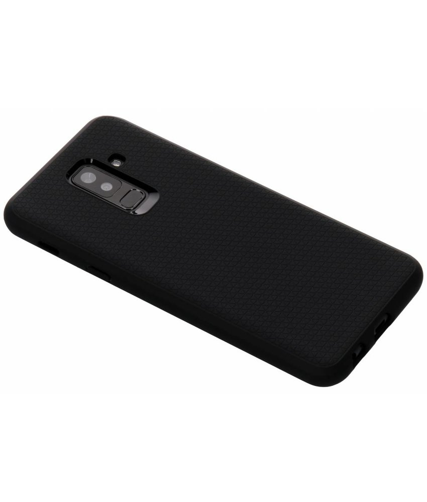 Spigen Zwart Liquid Air™ Case Samsung Galaxy A6 Plus (2018)