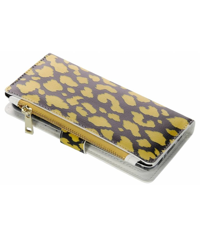 Design luxe portemonnee hoes Samsung Galaxy S8