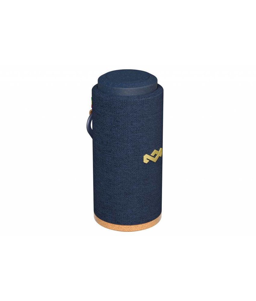 House of Marley Blauw No Bounds Sport Bluetooth Speaker