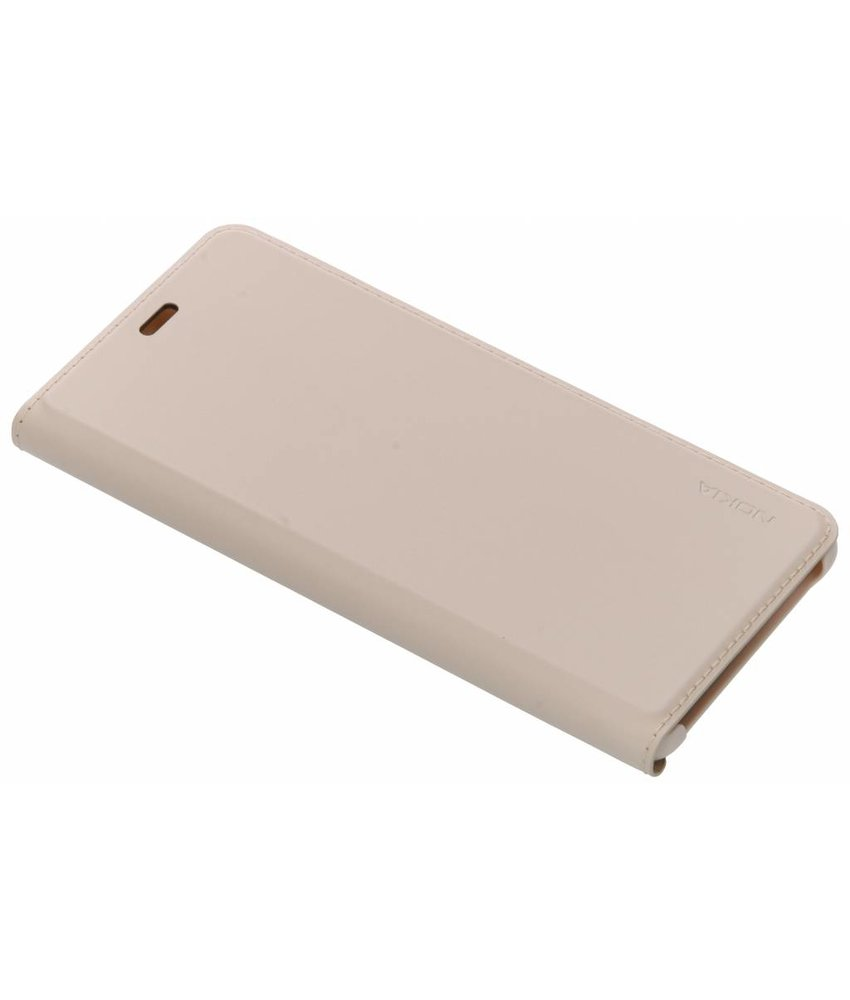 Nokia Beige Slim Flip Cover Nokia 5 (2018)
