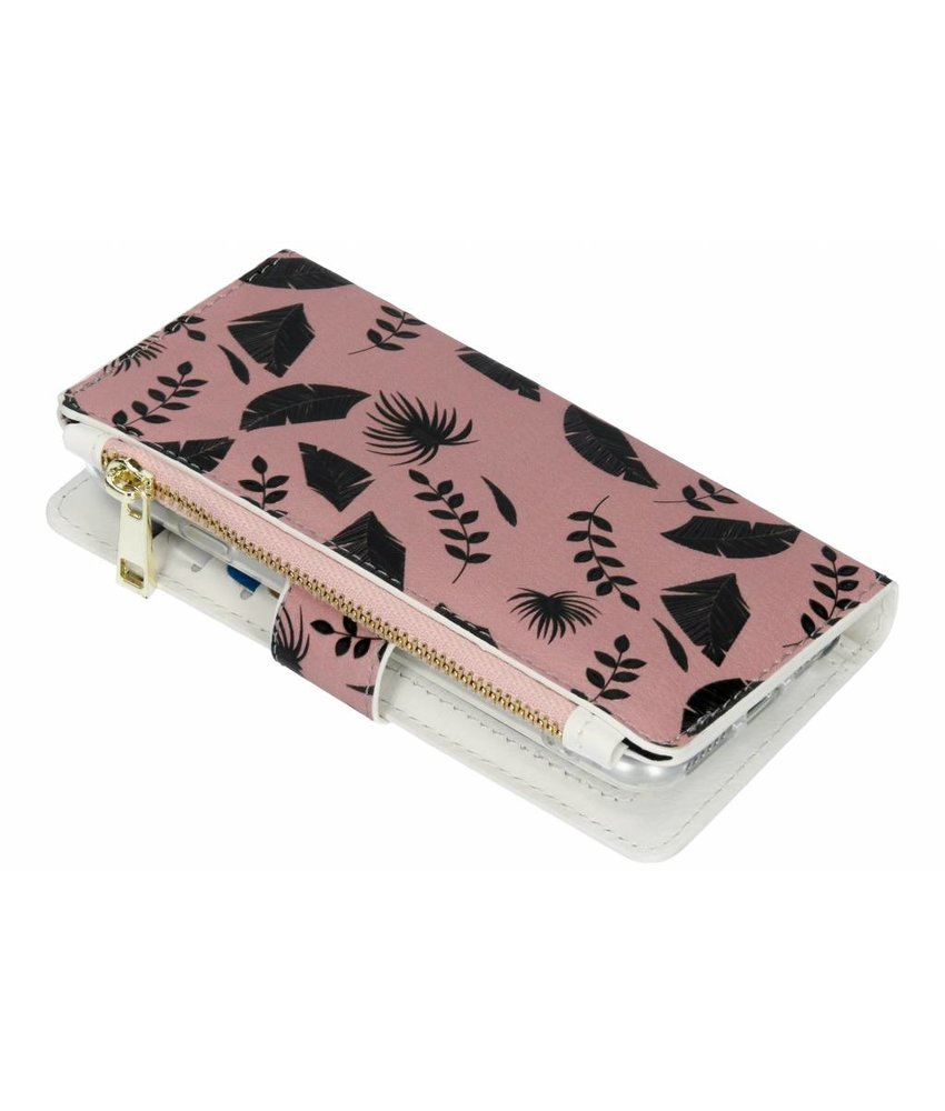 Design luxe portemonnee hoes iPhone 8 / 7