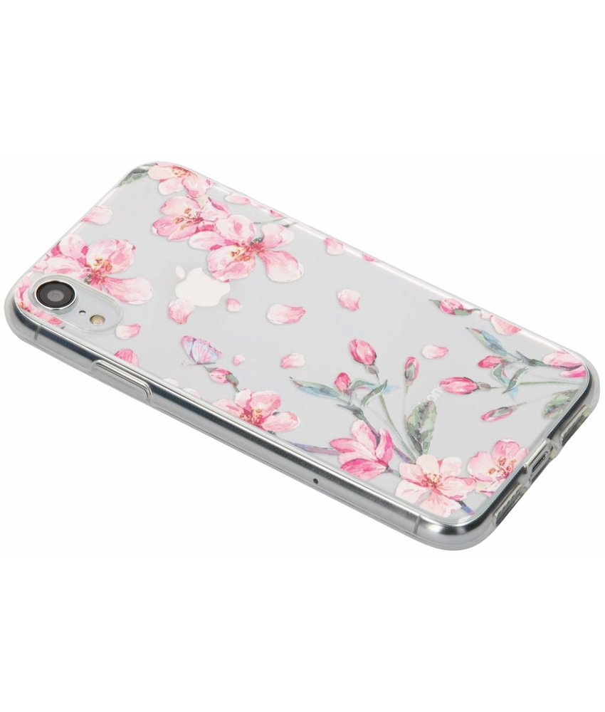 Bloesem TPU hoesje iPhone Xr