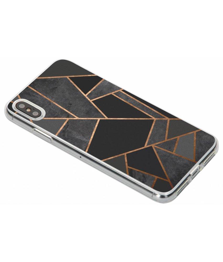 Design TPU hoesje iPhone Xs Max