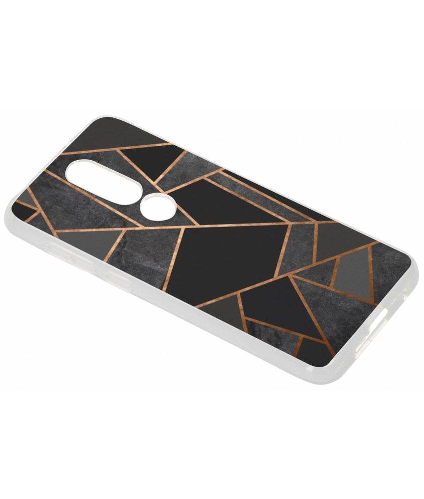 Design TPU hoesje Nokia 6.1 Plus