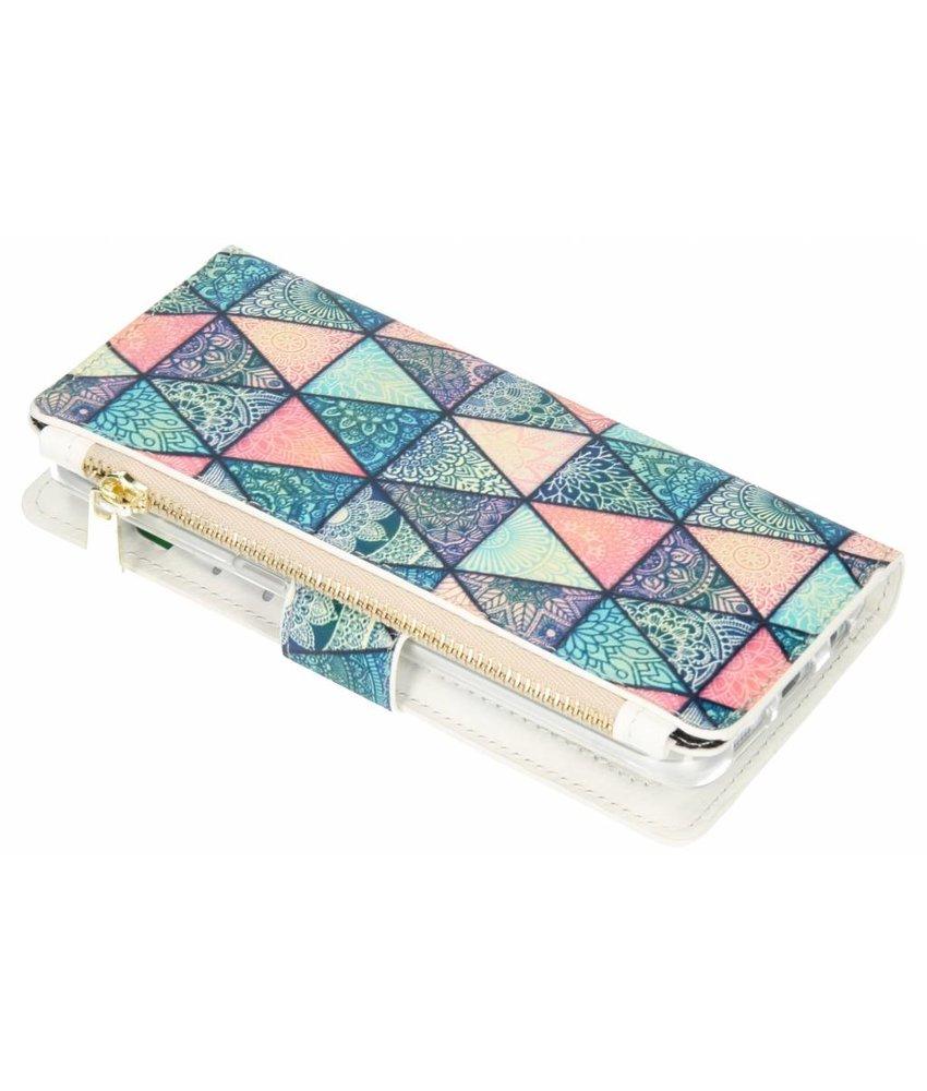 Design Luxe Portemonnee Samsung Galaxy S7 Edge