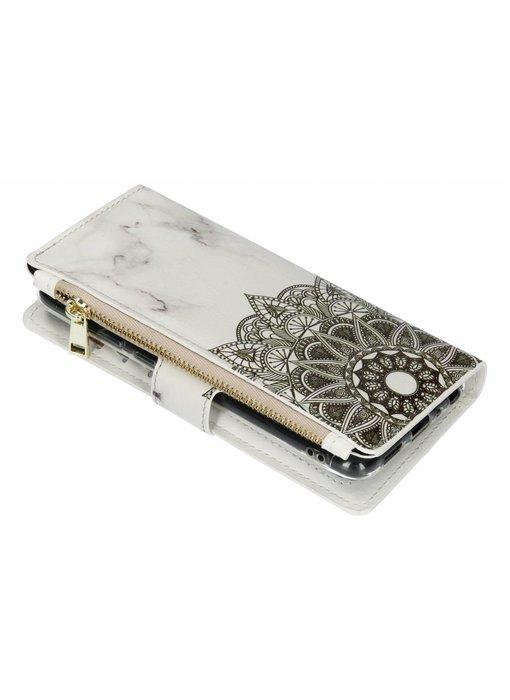 Design Luxe Portemonnee Huawei P Smart