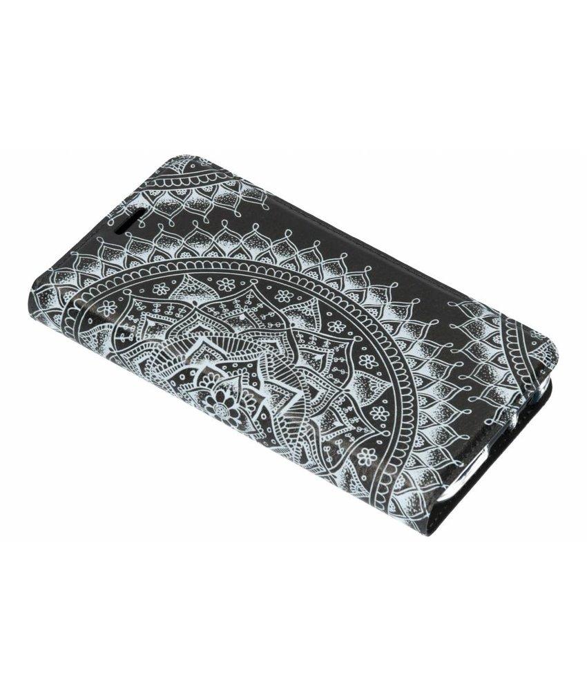 Design TPU Bookcase Samsung Galaxy A5 (2017)