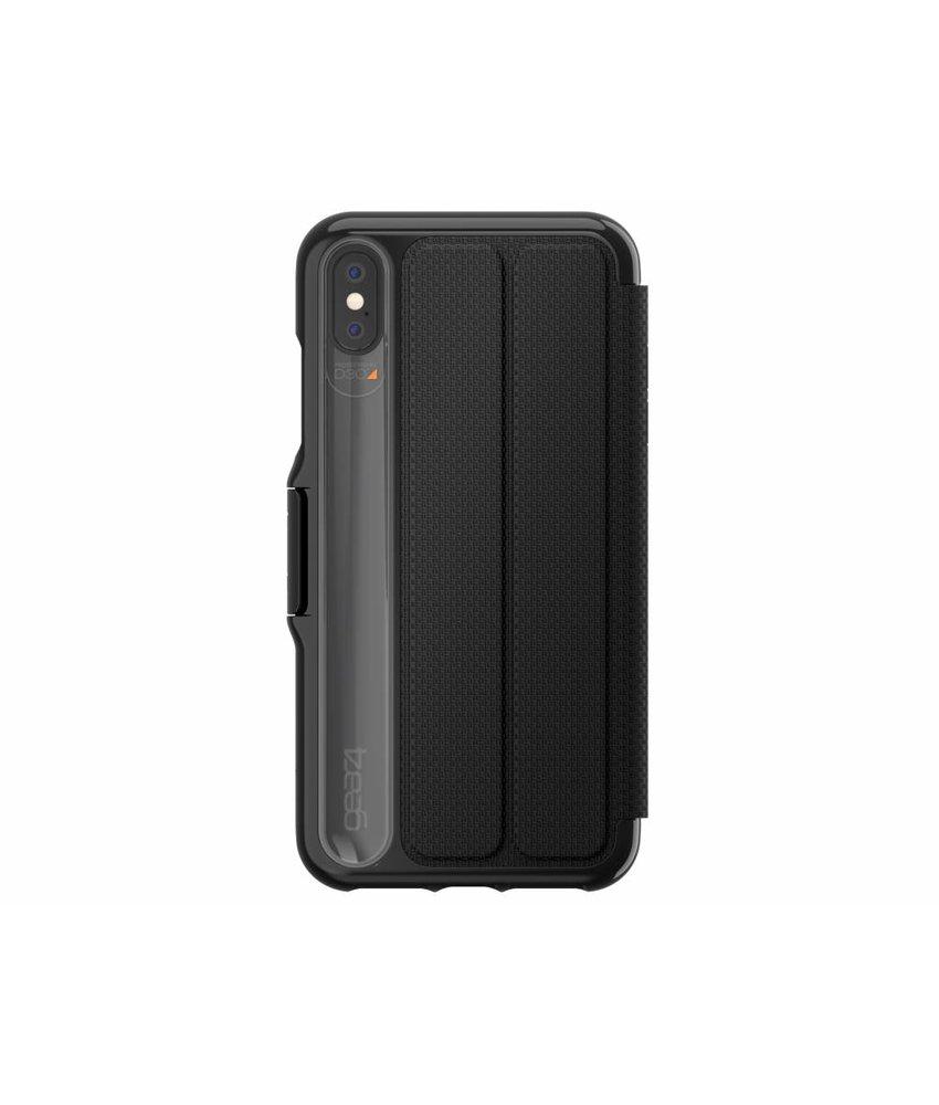 Gear4 Zwart D3O® Oxford Case iPhone Xs Max