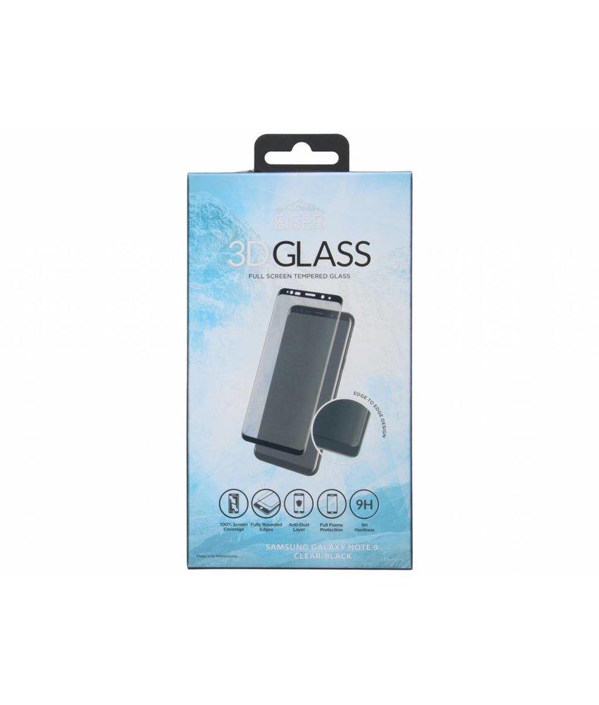 Eiger Edge to Edge Glass Screenprotector Samsung Galaxy Note 9