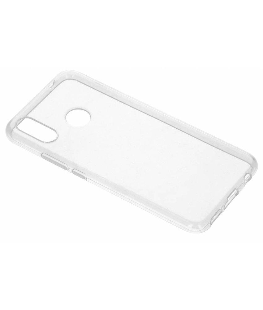 Transparant gel case Huawei P Smart Plus