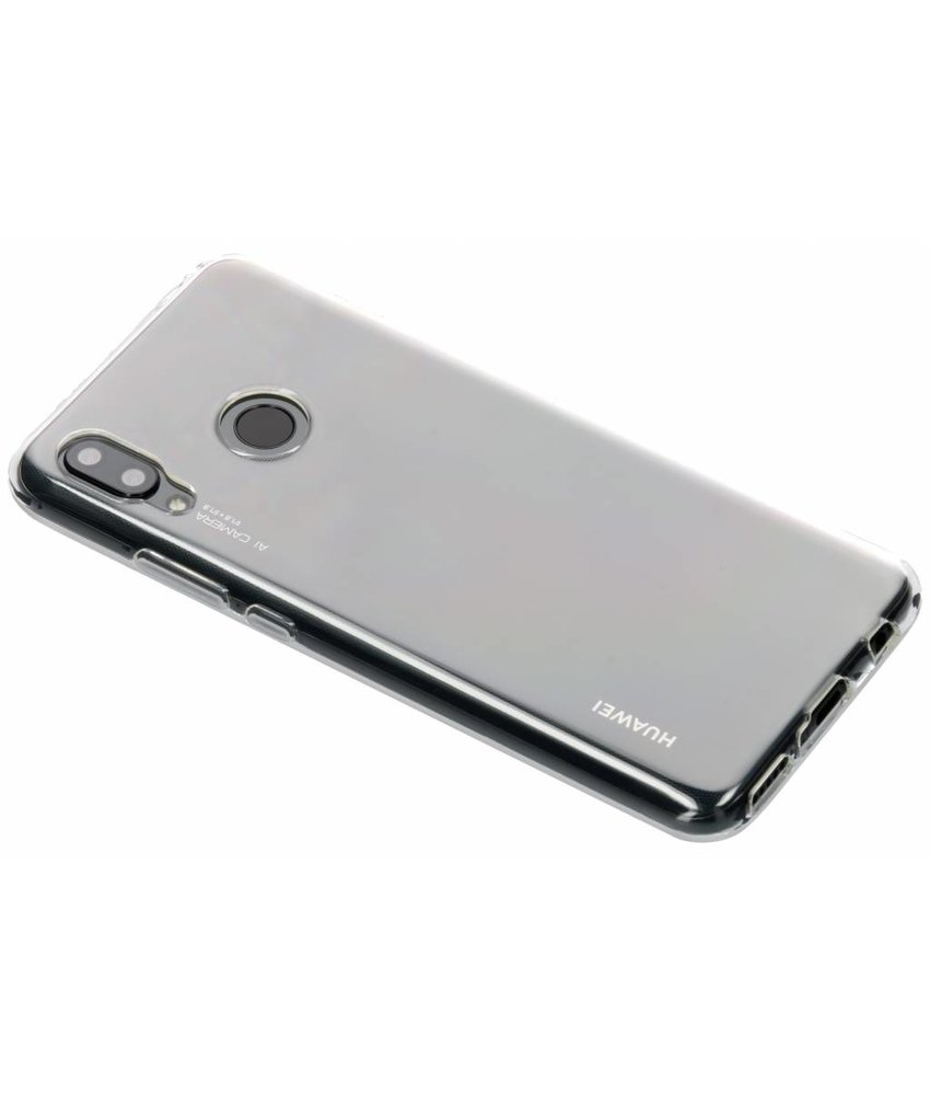 Softcase Backcover Huawei Nova 3