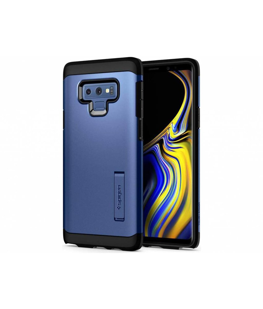 Spigen Blauw Tough Armor™ Case Samsung Galaxy Note 9