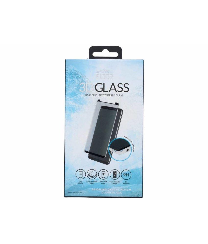Eiger Zwart Case Friendly Screenprotector Samsung Galaxy Note 9