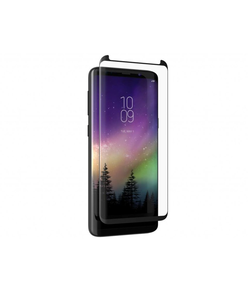 InvisibleShield Glass Curve Screenprotector Galaxy S9 Plus